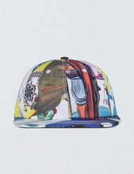 Diamond Supply Co. Alps 5 Panel Clipback Cap
