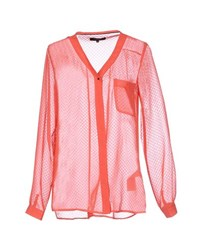 Selected Femme Shirts Shirts Women Red