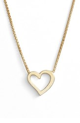 Alex And Ani Heart Necklace Gold