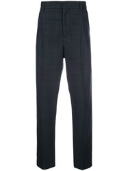 Opening Ceremony Plaid Tailored Trousers 60