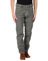 Cycle Casual Pants Dark Green