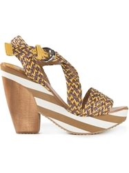 Barracuda 'Kesi' Sandals Multicolour