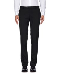 Lubiam Casual Pants Black