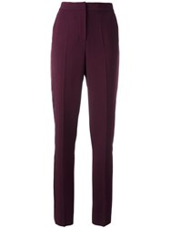 Roksanda Ilincic 'Welles' Trousers Red