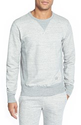 Men's J. Press York Street 'Vintage' Fleece Crewneck Sweatshirt