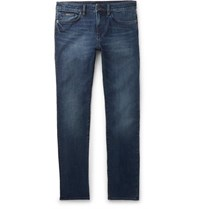 Hugo Boss Delaware Slim Fit Stretch Denim Jeans Indigo