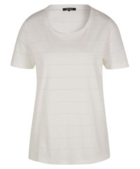 Olsen Perforated Top White