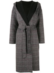 Loveless Reversible Shawl Collar Coat 60