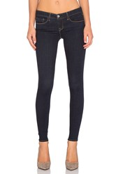 L'agence Chantal Low Rise Skinny Midnight