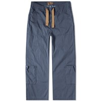 09f582cff767 Nigel Cabourn X Lybro Ground Pant Blue