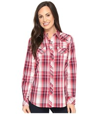 Ariat Rio Snap Shirt Multi Women's Long Sleeve Button Up