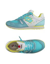 Lotto Leggenda Sneakers Sky Blue