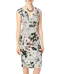 Phase Eight Carla Floral Print Dress Multi
