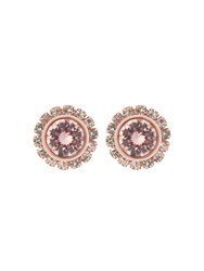 Ted Baker Sully Pink Crystal Daisy Stud Earring