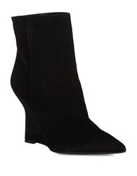 Sebastian Camner Wedge Boots Black