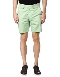 Marc By Marc Jacobs Bermudas Light Green