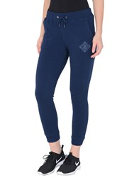 Roxy Casual Pants Dark Blue