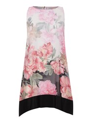 Ted Baker Painted Posie Beach Cover Up Pink