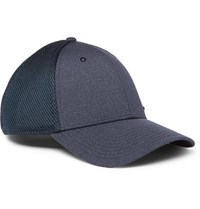 Rlx Ralph Lauren Flex Fit Twill Baseball Cap Navy