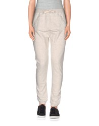 Duck Farm Trousers Casual Trousers Women White