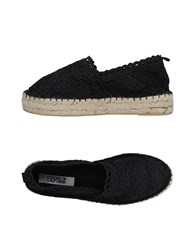 Colors Of California Espadrilles Black