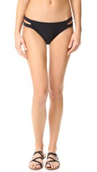 6 Shore Road Bahai Bikini Bottoms Black Rock
