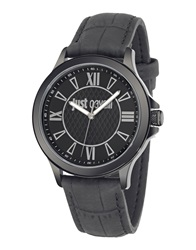 Just Cavalli Wrist Watches Black