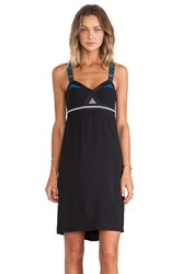 Vpl Convexity Breaker Dress Black