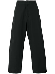 Hope Wide Leg Trousers Black