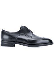 Bally Classic Derby Shoes Black