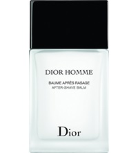 Christian Dior Dior Homme Aftershave Balm 100Ml
