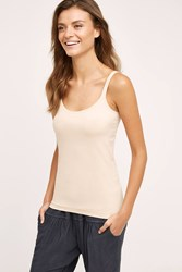 Anthropologie Seamless Layering Cami Nude