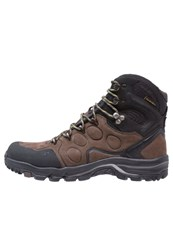 Jack Wolfskin Altiplano Prime Texapore Walking Boots Mocca Brown