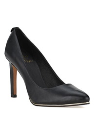 Elliott Lucca Catalina Leather Pumps Black Leather