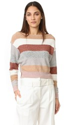 Free People Candy Land Sweater Ivory