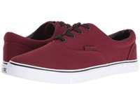 Osiris Sd Burgandy White Black Skate Shoes Red