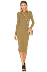 Gettingbacktosquareone The Sweater Dress Olive