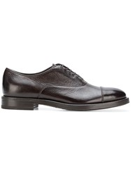 Henderson Baracco Classic Derby Shoes Brown
