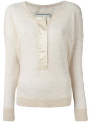 By Malene Birger Loose Fit T Shirt