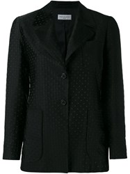 Dries Van Noten Balla Blazer Black