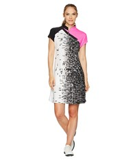 Jamie Sadock Kanji Print Dress Pinkterest