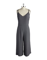 Bailey 44 Patterned Jumpsuit Grey