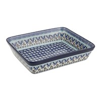 Bunzlau Castle Rectangular Oven Dish Marrakesh Small