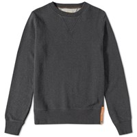 Nudie Jeans Nudie Sven Crew Sweat Black