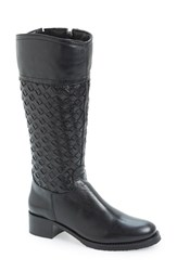 Women's Klub Nico 'Zavelia' Woven Shaft Boot 1 1 2' Heel