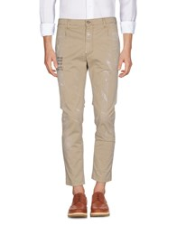 Squad Squad2 Trousers Casual Trousers Beige