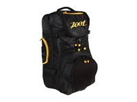 Zoot Sports Ultra Tri Carry On Bag Black Zoot Yellow Bags