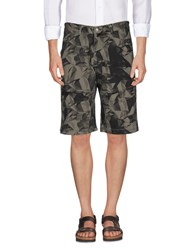 Supremebeing Trousers Bermuda Shorts Grey