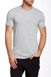Unyforme Powell Knit Tee Gray