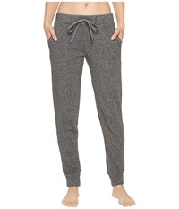 Ugg Clementine Terry Jogger Pants Charcoal Heather Casual Pants Gray